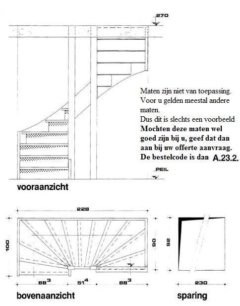 Houten trappen op maat gemaakt for Zoldertrap op maat